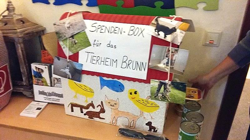 Das Projekt Tierheim Brunn