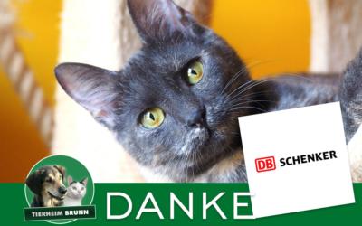 Danke DB Schenker Österreich